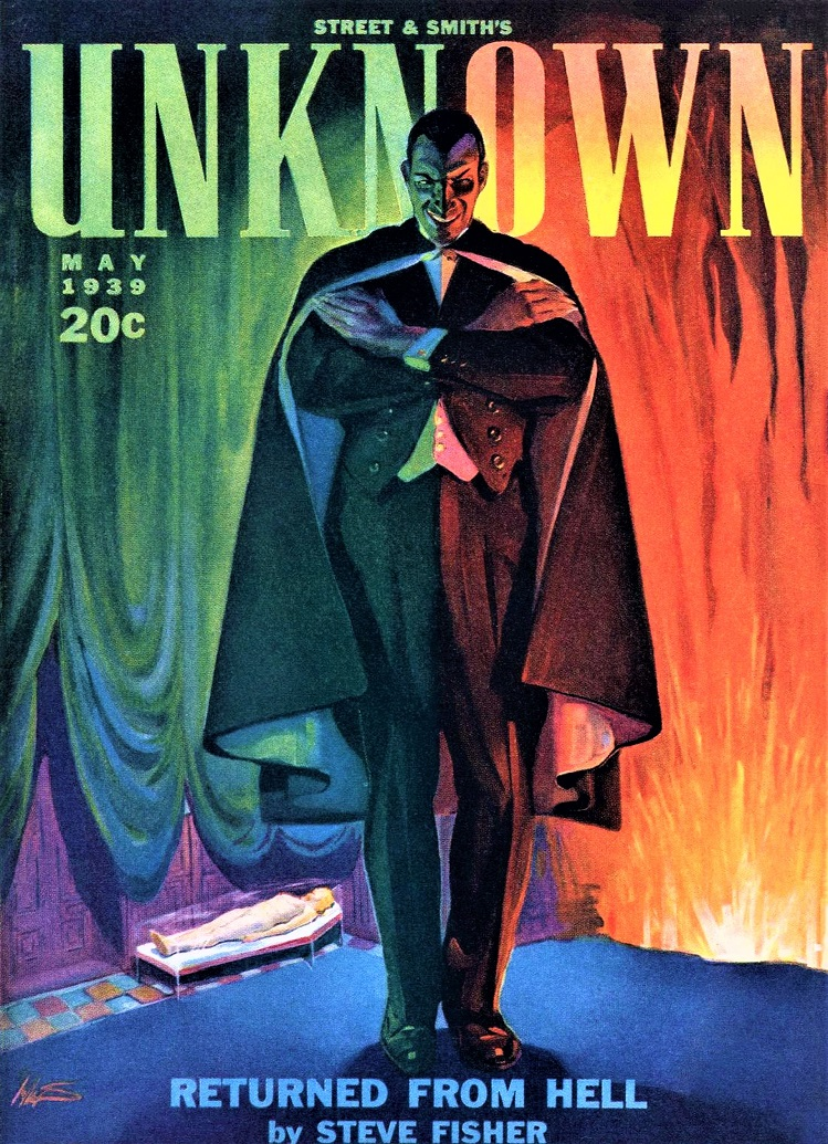 UNKNOWN - May 1939