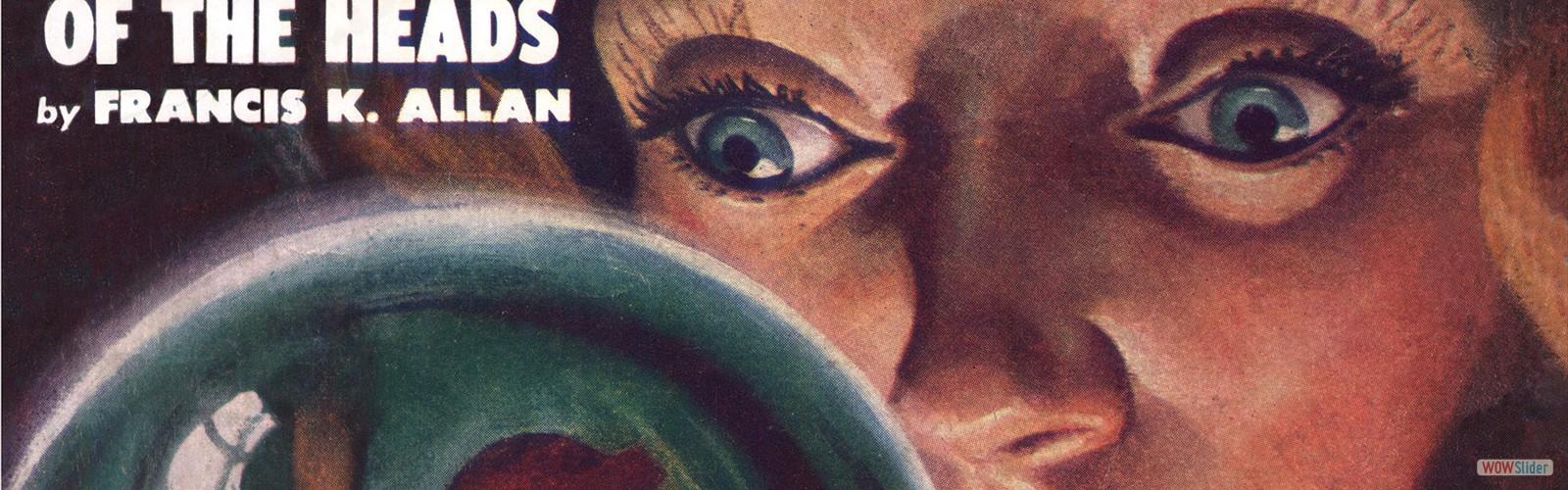 Dime Mystery - April, 1949